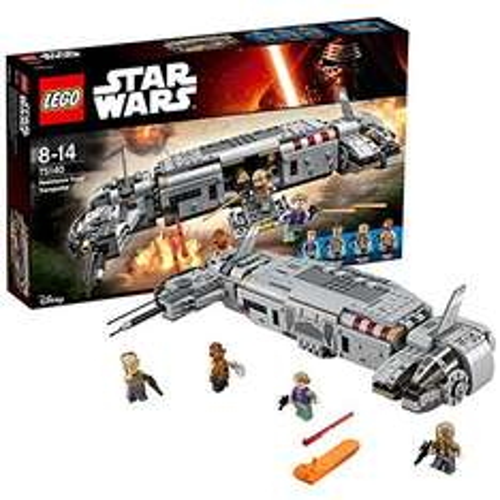 LEGO Star Wars 75140 - Confidential TVC 2 um 53,69€ statt 69,99€ 23% Ersparnis