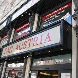 EMI Music Store Wien -50% auf alles mit Veröffentlichungsdatum vor 2016