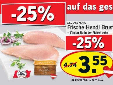 Lebensmittelhandel Angebotsübersicht 28.1.2016 - 3.2.2016