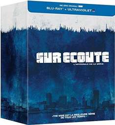 [ Amazo.fr ] The Wire Komplettbox [Blu-ray] für 40€ – alle Staffeln