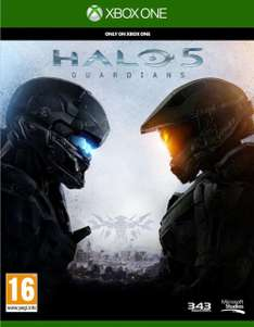 [Amazon.fr] Halo 5 Guardians für 38,80€
