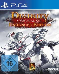 [Amazon.de] Divinity Original Sin: Enhanced Edition (PS4) um 33,97€