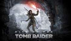 Windows Store (Ukraine): Rise of the Tomb Raider (PC / Windows 10) für 8,42€