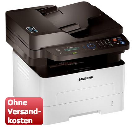 """Samsung Multifunktions-Laserdrucker """"Xpress M2885FW"""" um 199 € - 17% sparen"""