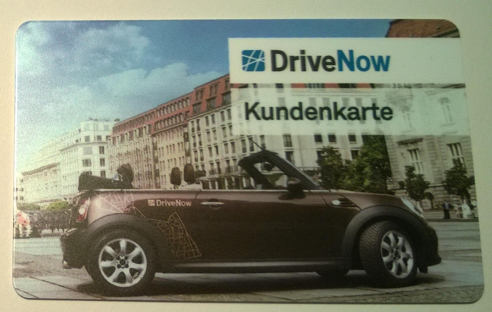 DriveNow - gratis Anmeldung + 40 Freiminuten für alle mit Wr. Linien Jahreskarte