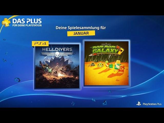 [PSN] Neue PS+ Titel ab morgen! Letzte Chance die Januar Spiele zu sichern!