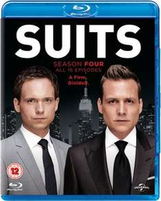 [Zavi] Suits Staffel 4 BluRay um nur 18,89€