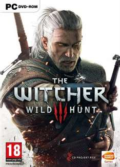 The Witcher 3: Wild Hunt (GOG.com) PC nur 15,87€