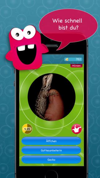 iOS Spiel: Bilder erraten ähnlich Quizduell - gratis