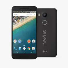[electronic4you.at] LG Nexus 5X 32 GB (H791) black LGH791.A3SWBK € 379,--