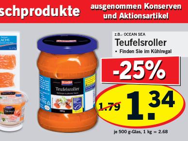 Lebensmittelhandel Angebotsübersicht 4.2.2016 - 10.2.2016