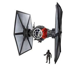 Amazon: Edles Hasbro Star Wars First Order Tie-Fighter Modell - 28 % sparen