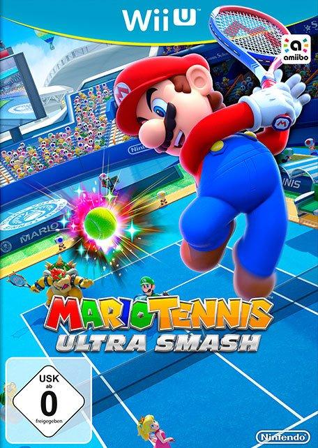 Mediamarkt: Wii U Angebote - zB. Mario Tennis: Ultra Smash um €25 - 37% sparen