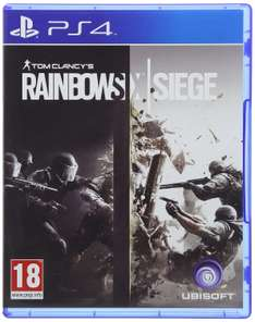 [Amazon.co.uk] Rainbow Six Siege (PS4/ Xbox One) für 35,90€ - 24% sparen