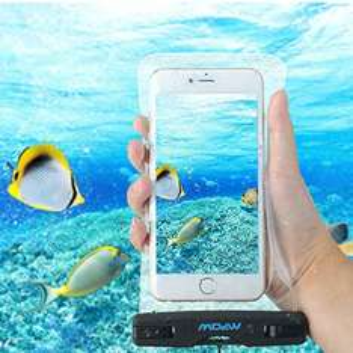 Wasserdichte Hülle, staubdicht, stoßfest, Schneeschutz für iPhone 6s / Plus / 6 / 5s / 5 / 5c, Samsung Galaxy S6 / S6 edge / S5 / Note 4 / 3 / 2, usw. bei Amazon