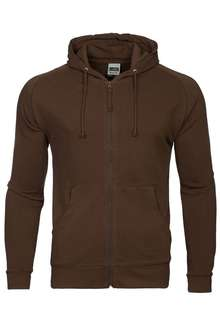 James & Nicholson Sweatjacke French Terry Herren-Jacke für 11,46€