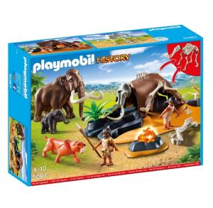 Playmobil 5087 - Steinzeitlager mit Feuer für nur 10,36€ (mit Prime) (Vergl. 23€)