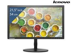 iBood: Lenovo ThinkVision T2224p - 21,5 Zoll Full HD Monitor für 135,90€