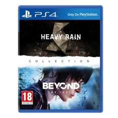 [365games.co.uk] Heavy Rain & Beyond Two Souls (PS4) für 35€ vorbestellen
