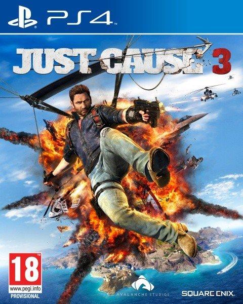 GamesOnly: Just Cause 3 (PlayStation 4) für 33,98€