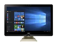 [Amazon.de HÄNDLER] Asus Z240ICGT-GJ018X 60,5 cm (23,8 Zoll Ultra HD) All-in-One Desktop-PC (Intel Core i7 6700T, 32GB RAM, 512GB SSD, Win 10 Home) metallic