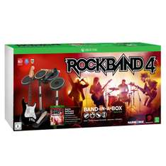 [Amazon.es] Rock Band 4 Komplettpaket PS4/Xbox One ab 167,47€