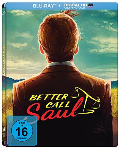 """Better Call Saul"" (1.Staffel, Blu-Ray, Steelbook) um 19,97 €"