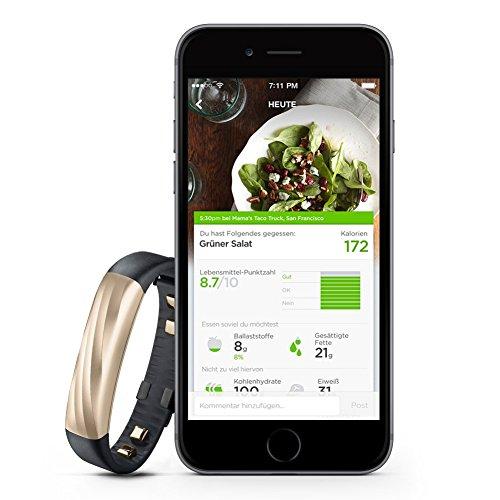 Jawbone UP3 Aktivitätstracker Armband versch. Farben für nur 109,92€ (idealo ab 128€)
