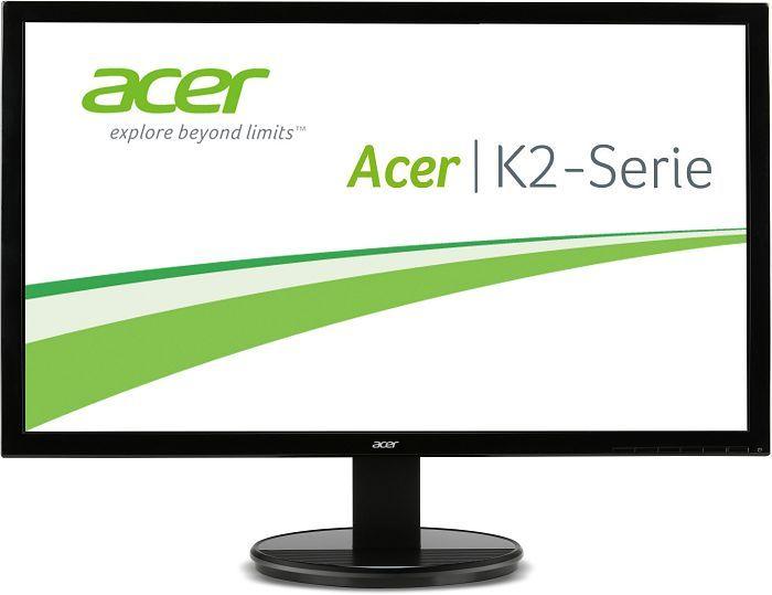 Amazon: Acer 24 Zoll Monitor schwarz um €99,99 (Bestpreis)