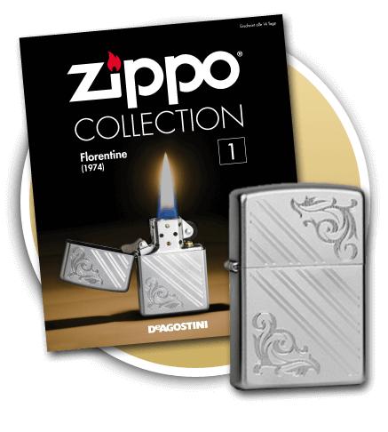 Original Zippo Feuerzeug für 7,99 Euro ab Mittwoch im Zeitschriftenhandel