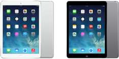 Apple iPad Air (128 GB, refurbished) um 373 € inkl Versand - 36% sparen