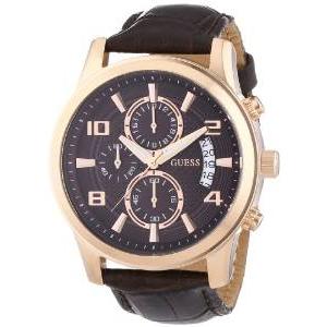 Guess Herren-Armbanduhr XL Chronograph für 99,63€ (statt 119€)