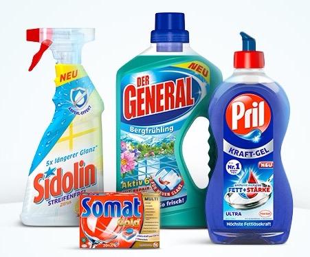 Amazon: 20% Rabatt auf Henkel-Produkte - bis 13.3.2016