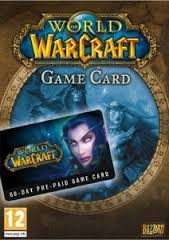 [cdkeys.com] World of WarCraft 60 Tage GameCard (PC) für 18,52 EUR