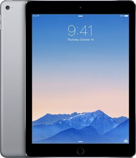 Apple iPad Air 2 - 64 GB um 489 € / 128 GB um 559 € - bis zu 11% sparen