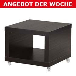 """IKEA Vösendorf: """"Lack"""" Beistelltisch mit Rollen um 9,99 € - 67% sparen"""