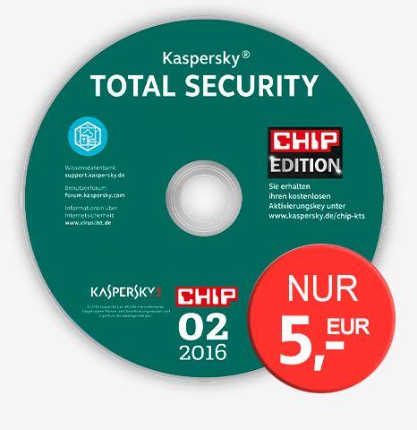 1 Jahr Virenschutz für 3 PCs für € 5,-