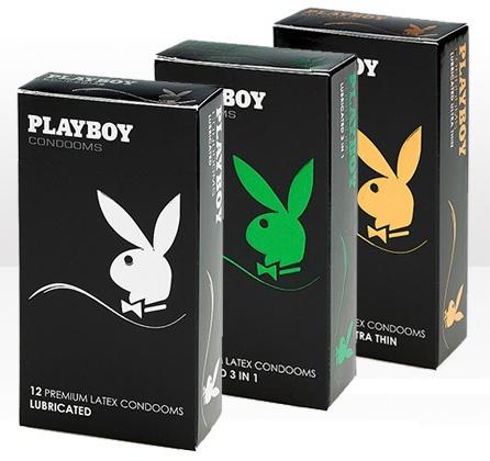 96 Playboy Kondome in 6 verschiedenen Ausführungen für nur 15,89€ inkl. VSK @ebay.at