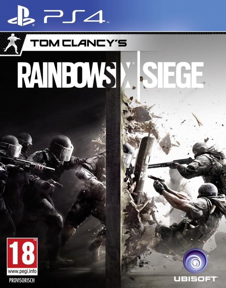 HDGameShop: Tom Clancy's Rainbow Six Siege (PlayStation 4 / Xbox One) für 29,99€