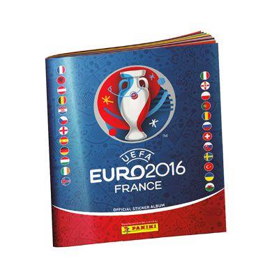 UEFA EURO 2016™ STICKER ALBUM von Panini komplett kostenlos!