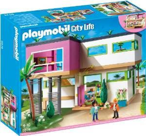 PLAYMOBIL 5574 - Moderne Luxusvilla für 49,66€ (Vergleich 85€)