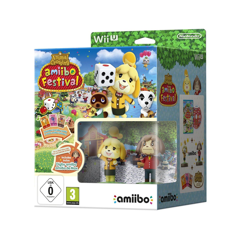 Amazon Oster Tagesangebote vom 19. März - u.a. mit: Animal Crossing: amiibo Festival für 14,97€