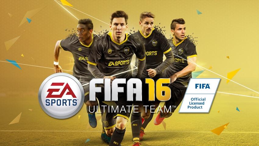 [FUT] FIFA 16 Ultimate Team - Kostenloses Gold Set