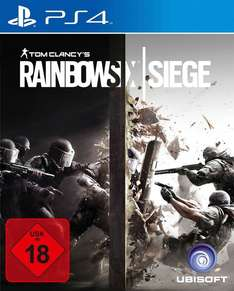 [Amazon.uk] Tom Clancy's Rainbow Six Siege (PS4) für 29,91 EUR inkl. Versand