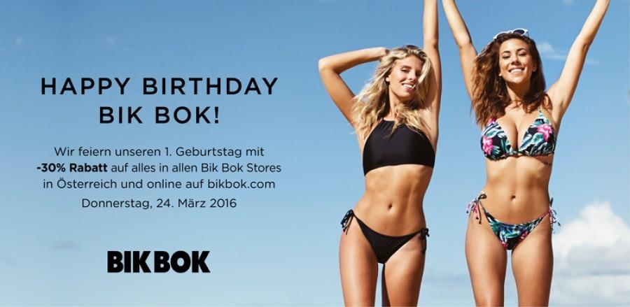 Bik Bok: 30% Rabatt auf alles! - Online & in allen Stores - nur heute gültig