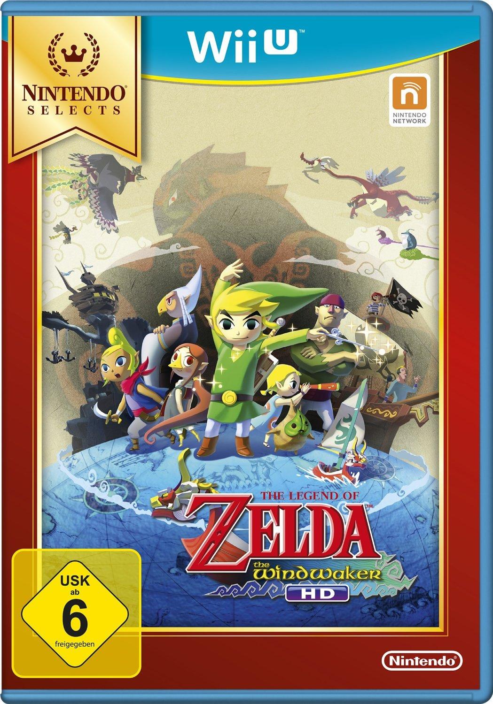 (Info) Nintendo Selects Serie startet für Wii U - neue Bestpreise ab 15. April