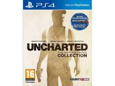 SATURN: Uncharted - The Nathan Drake Collection für €15,- Versandkostenfrei