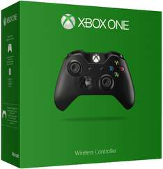 MICROSOFT Xbox One Wireless Controller (2015) für nur 38,99 Euro