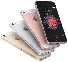 Bestpreis: iPhone SE - 16 GB um 458 € / 64 GB um 562 €