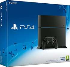 Amazon: PlayStation 4 - Konsole (500GB, schwarz) [CUH-1216A] für 269€